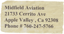 Midfield Aviation 